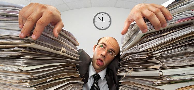Dicas para otimizar o tempo no trabalho
